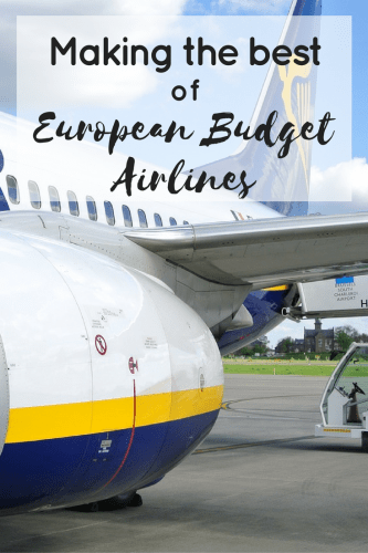 Making the Best of European Budget Airlines