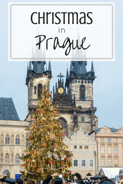 Christmas in Prague can be magical. We take you through our experience of being in Prague at Christmas time.