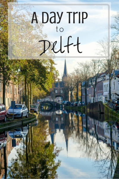 Day trip to Delft in the Netherlands | Perfect for strolling, people-watching, postcard photos, and chocolate!