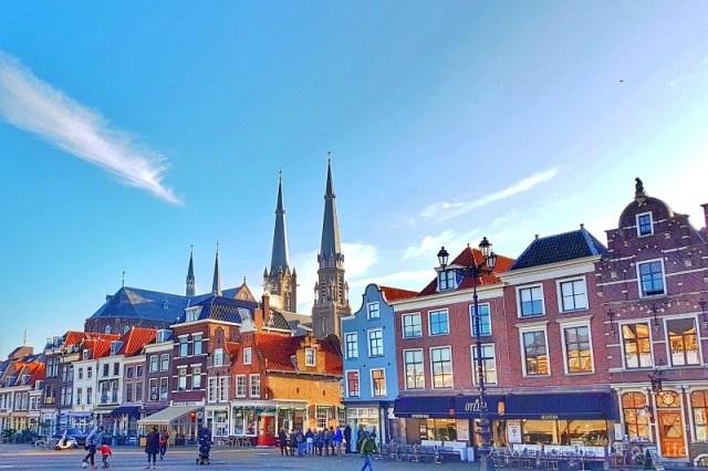 Delft Groot Markt
