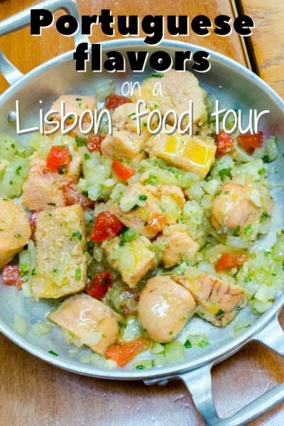Lisbon Food Tour in the Campo de Ourique neighborhood