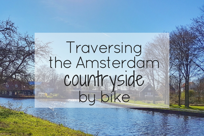 Countryside bike tour from Amsterdam