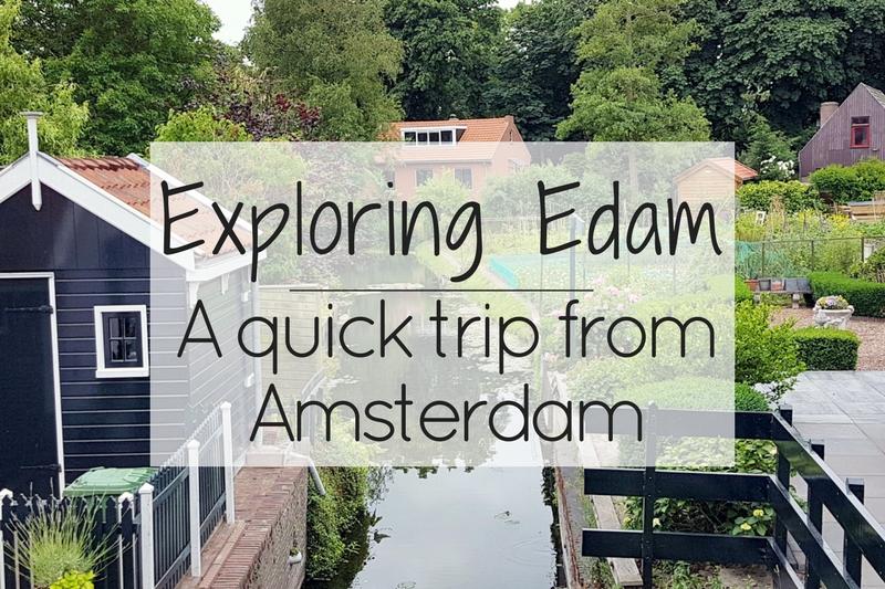 Edam day trip from Amsterdam