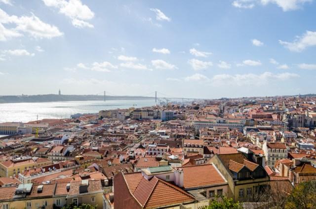 Over Lisbon