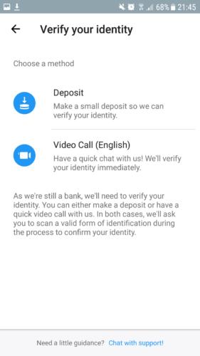 identity for bunq