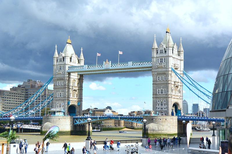 Tower Bridge on Secret Food Tours London tour