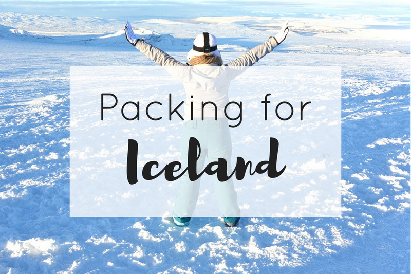 Packing for Iceland: Lessons learned