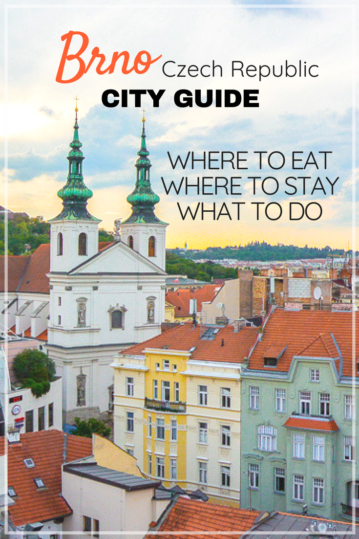 Brno city guide | Discover the city you have never heard about, but are happy to know about now