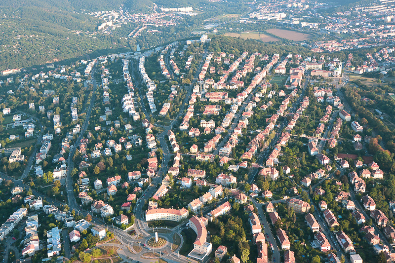 Brno neighborhood