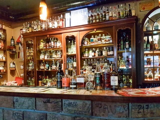Cubana bar, Brno