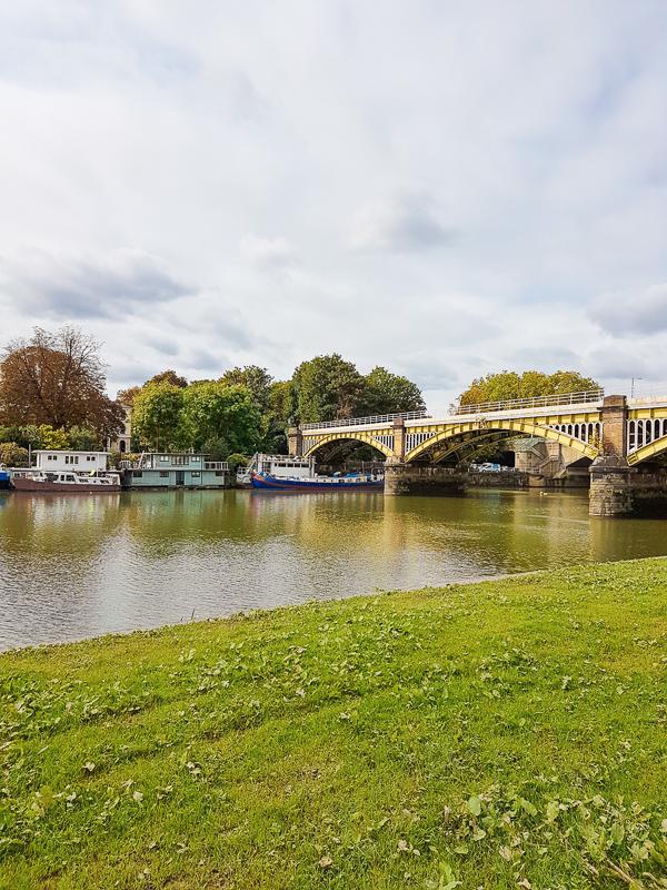 London to Richmond peaceful escape