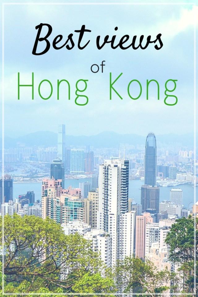 Best views of Kong Kong