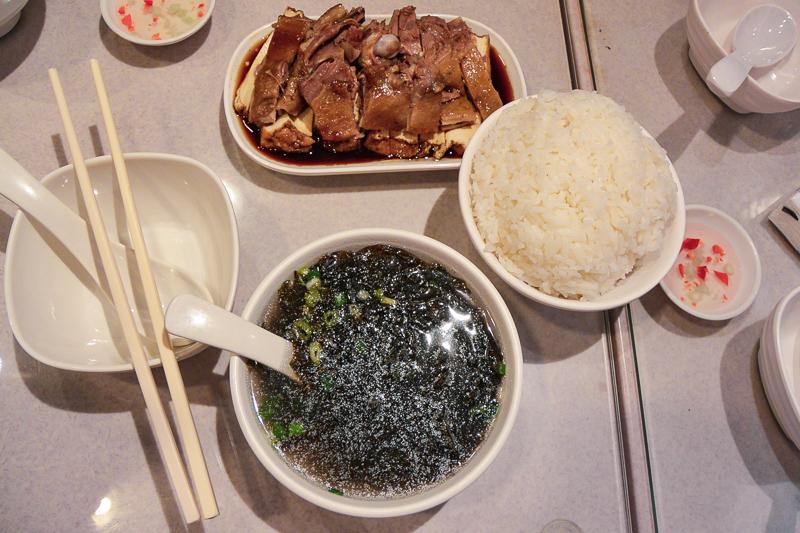 Hong Kong table