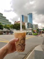 Bubble Tea -- Koi The, Singapore