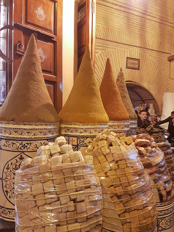 famous moroccan spices