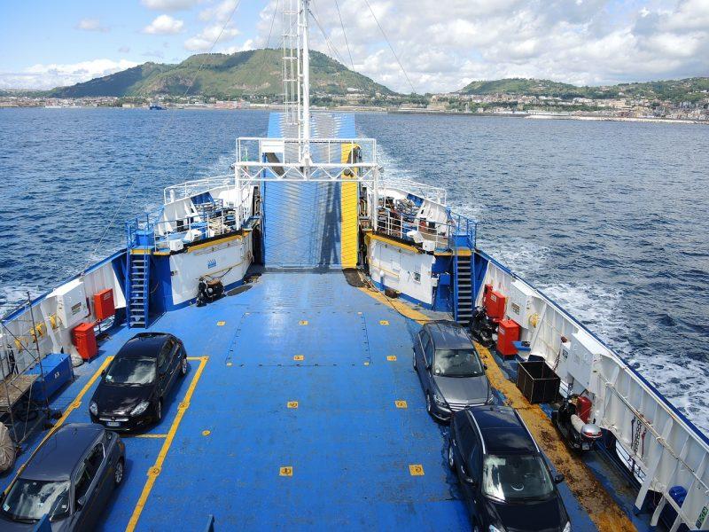 Ferry from Naples to Ischia