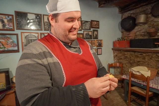 pasta making lessons