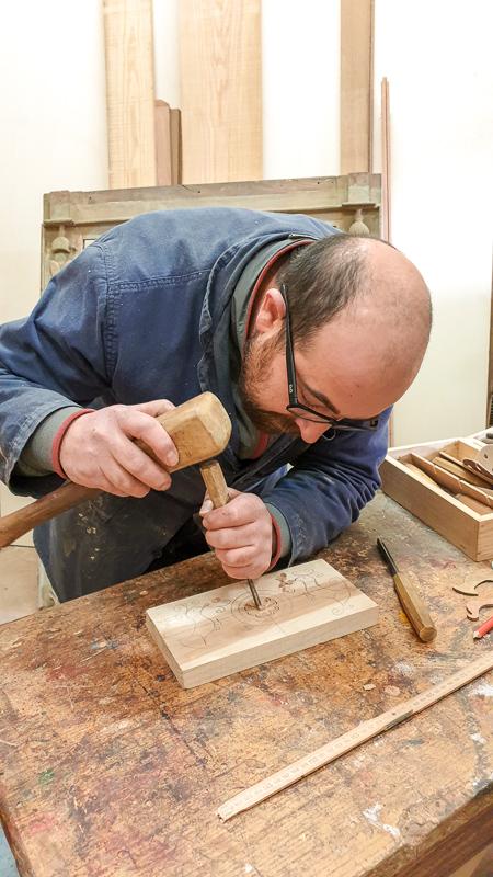 woodworking in Sardinia