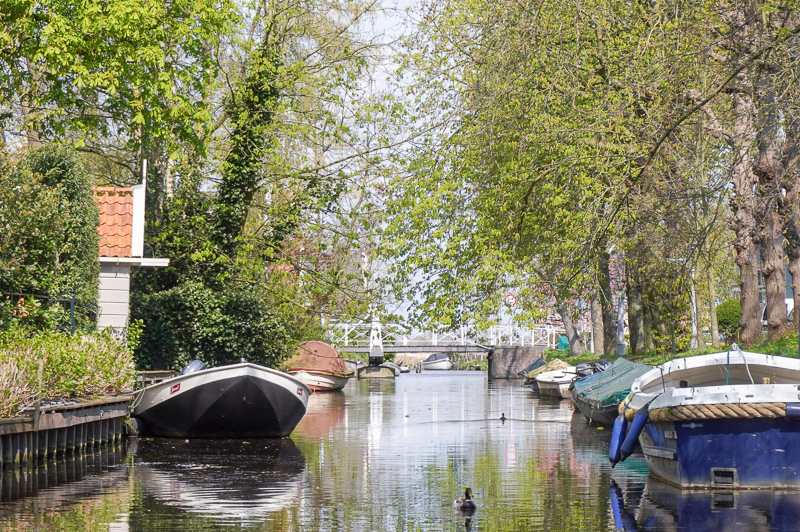canal cruise from monnickendam