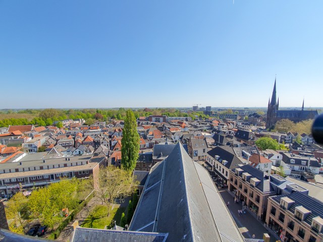 View from Petrus tower