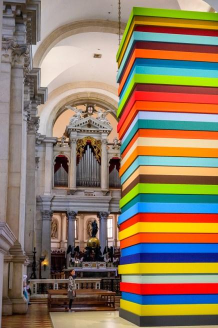 Art in Church of San Giorgio Maggiore