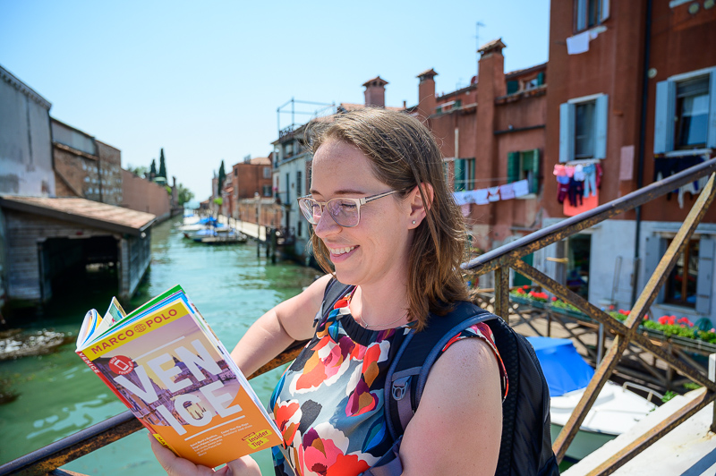 Take a DIY walking tour of Venice, Italy