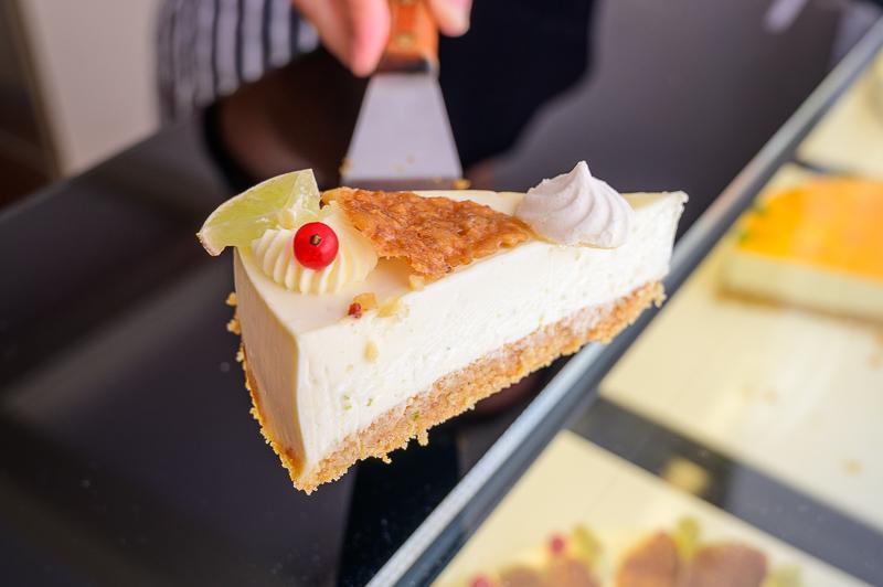 key line cheesecake in amsterdam