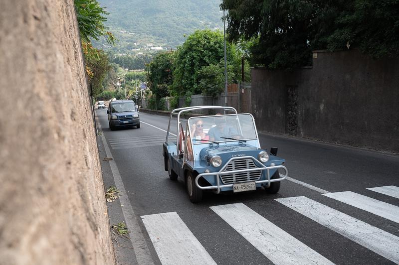Road in Ischia