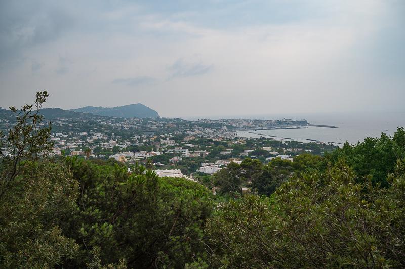 View from la Mortella 2