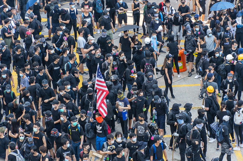 My experience in Hong Kong during the protests