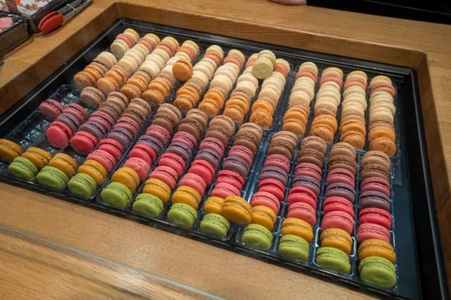 Macarons in Strasbourg
