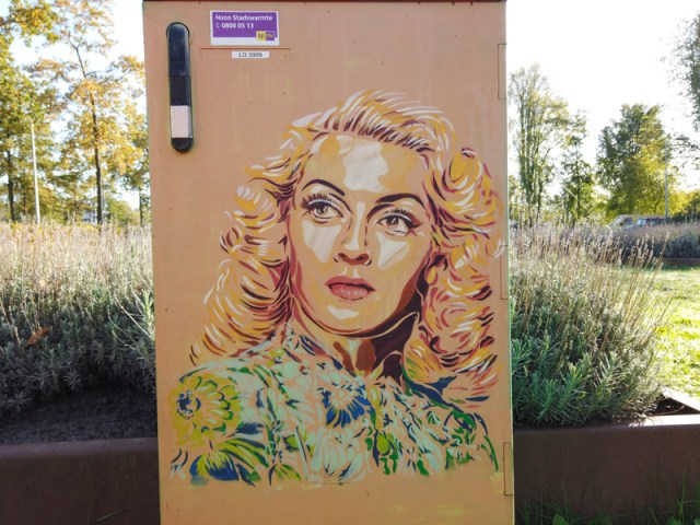 Nieuw west street art