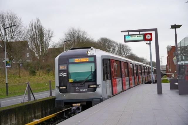 Metro 52 Amsterdam