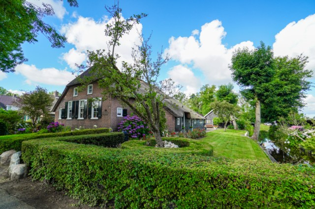 Pretty house in Giethoorn