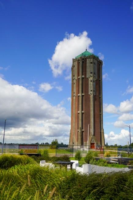 Aaslmeer water tower