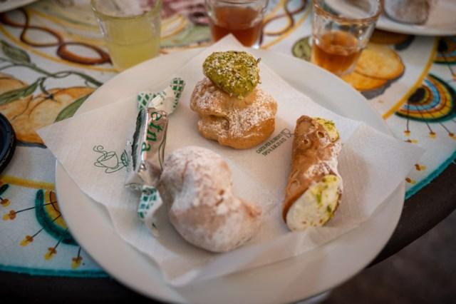 Sicilian treats