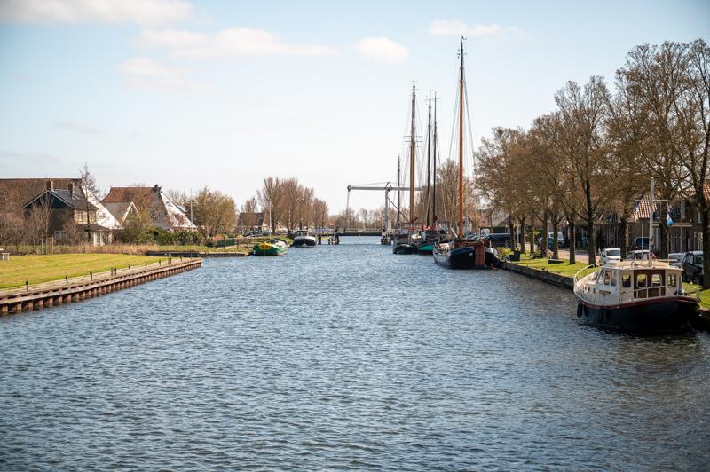 Stavoren canal