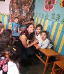Kids at Quran school, met by chance. Fez