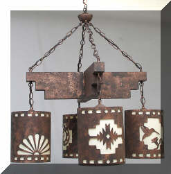 Southwestern Lighting And Fans Index Page Visit Our Chandeliers Pendants For A Wide Variety