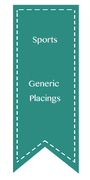 Sports, Generic Placings
