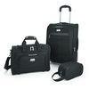 Bob Mackie 3-Piece Luggage Set