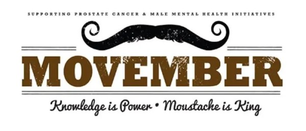 Movember 2018 - Men's Health Awareness Month - National ...