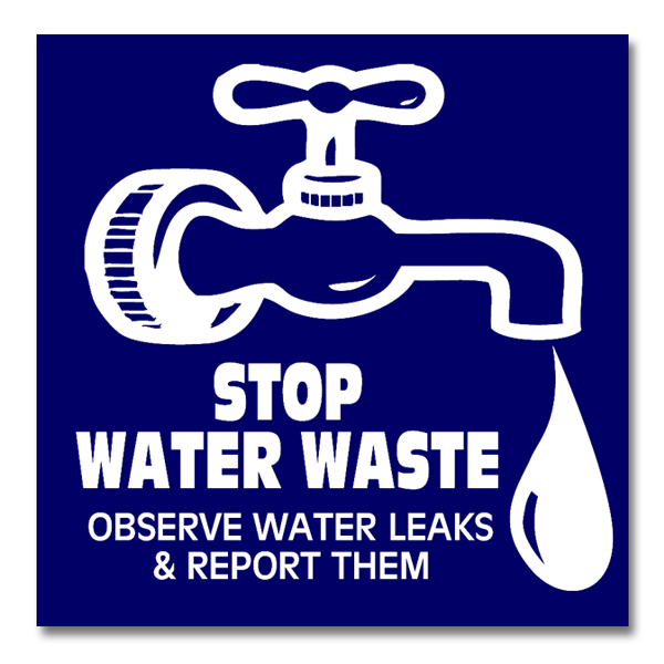 Conservation Ideas Water Poster