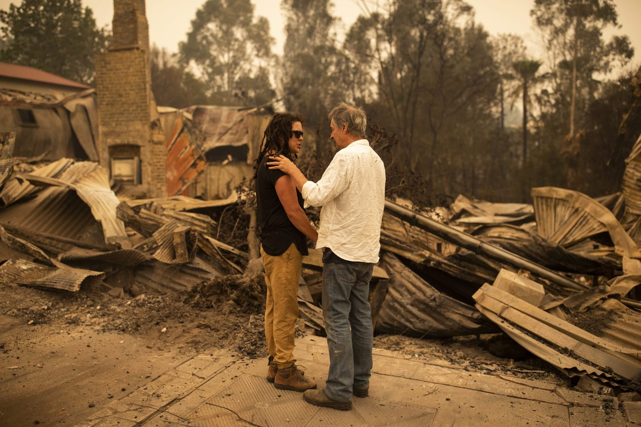 Australia Bush Fires