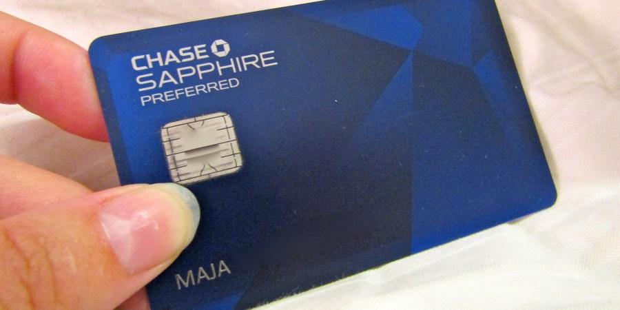 Review: Chase Sapphire Preferred Credit Card (Or, How I Went To Las