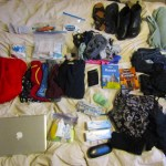 What I Packed For 6 Weeks With Only A Carry-On