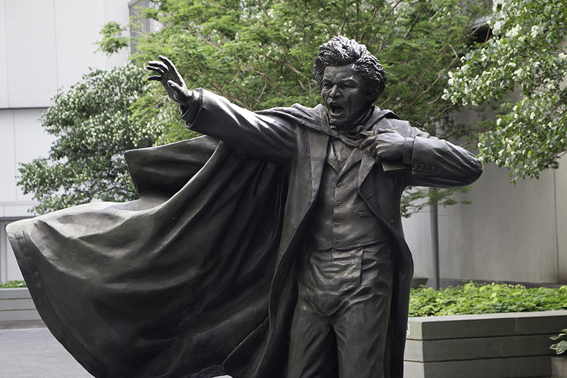 February 26 1846 Frederick Douglass Visits Ireland The