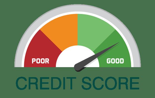 credit score status
