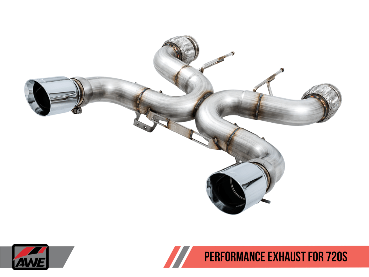 awe performance exhaust suite for
