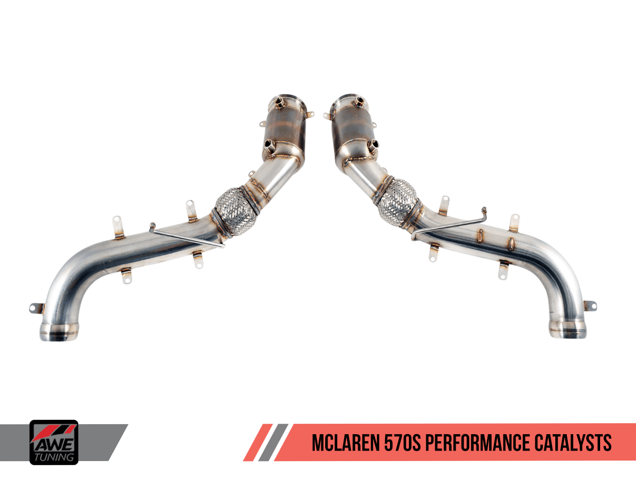 news awe tuning launches mclaren 570s exhaust suite awe